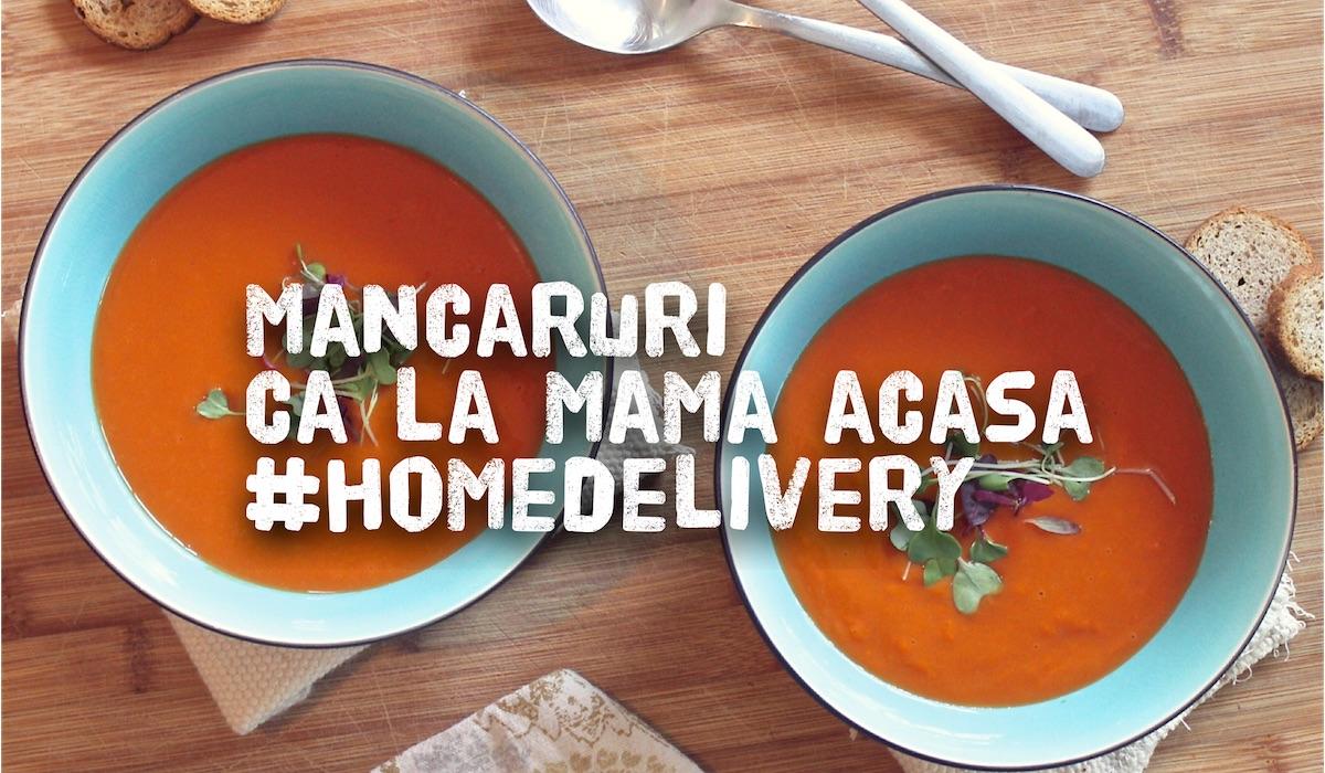 5 mâncăruri ca la mama acasă pe care le poți comanda prin #homedelivery