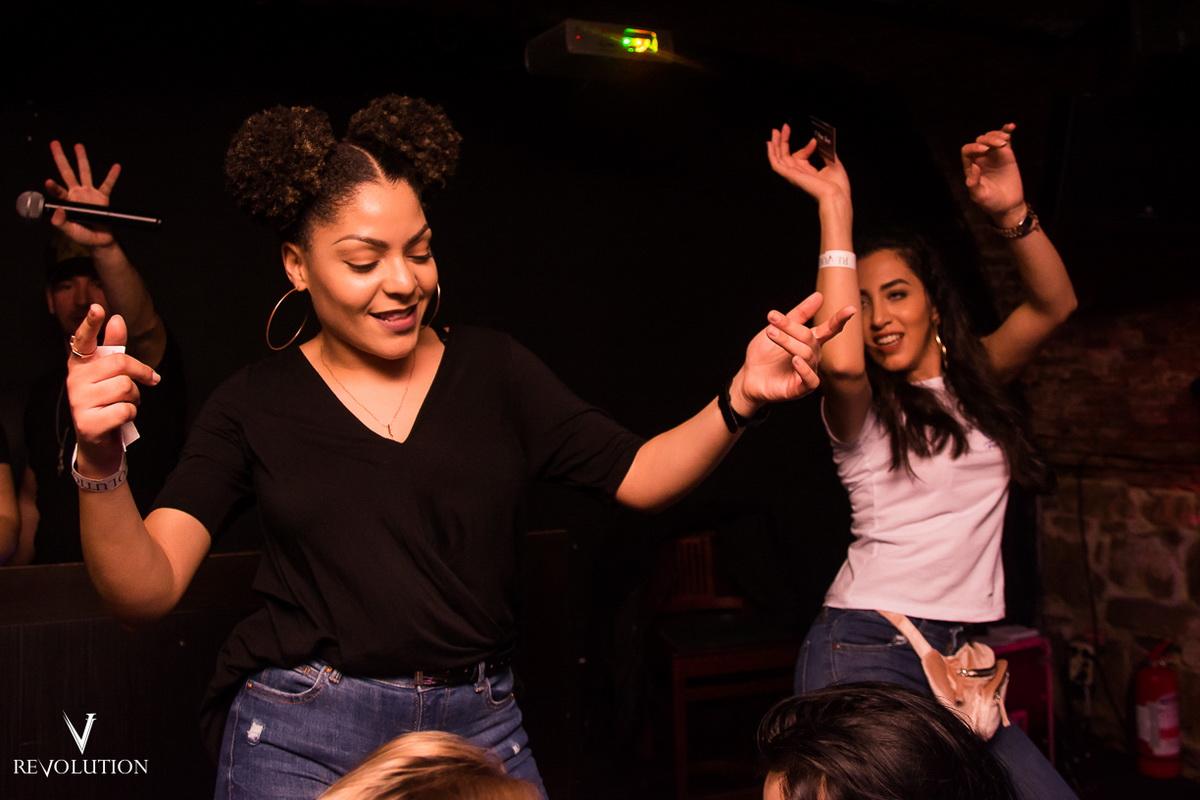 Poze: Latino night @ Revolution Club