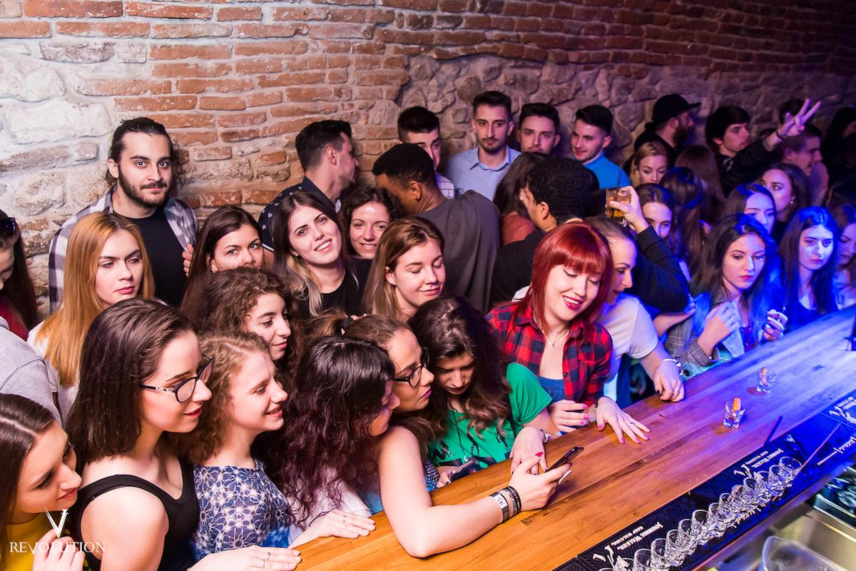 Poze: Spring Break Party @ Revolution Club