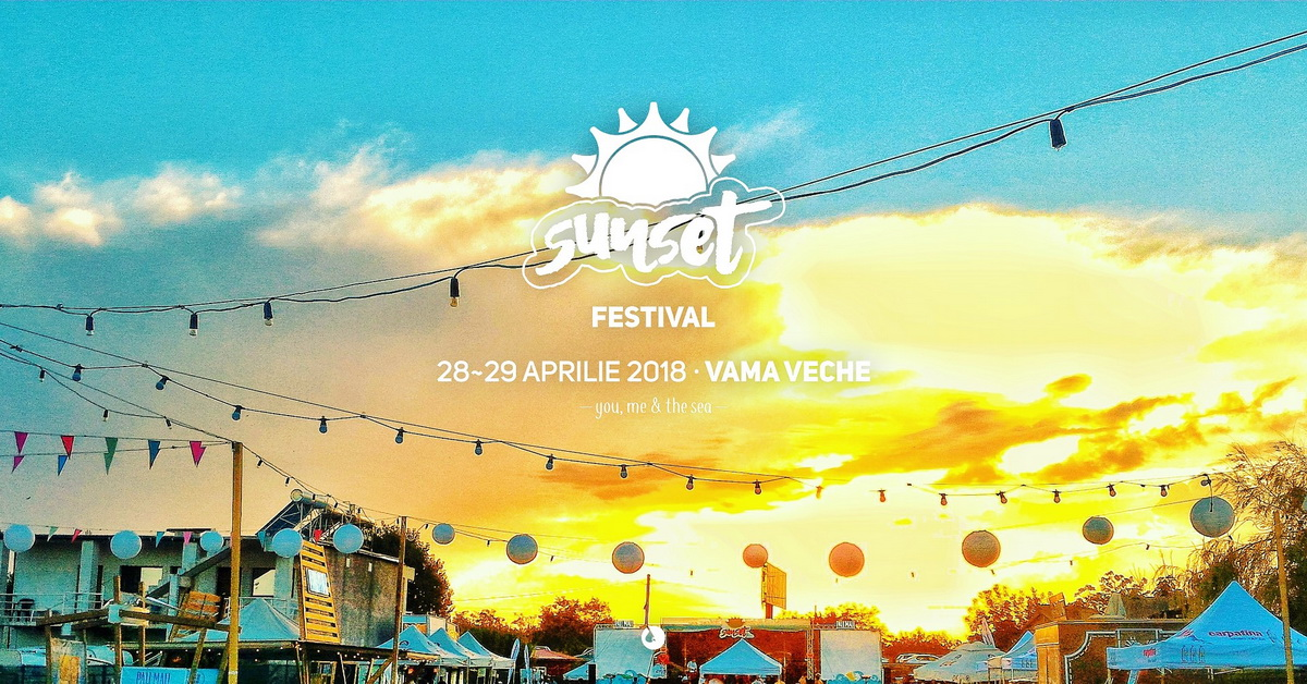 Sunset Festival // 1st of May 2018