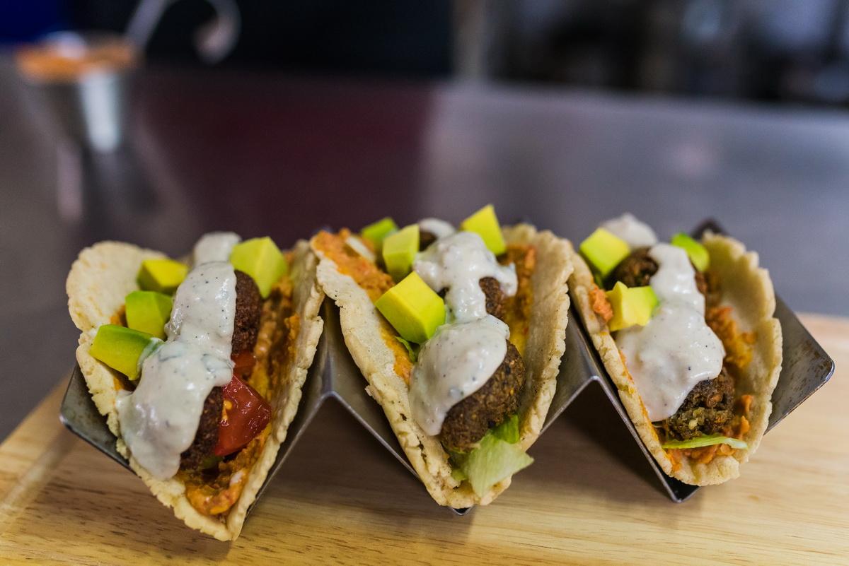 Despre noile preparatele vegetariene și vegane din meniul de la Pokka