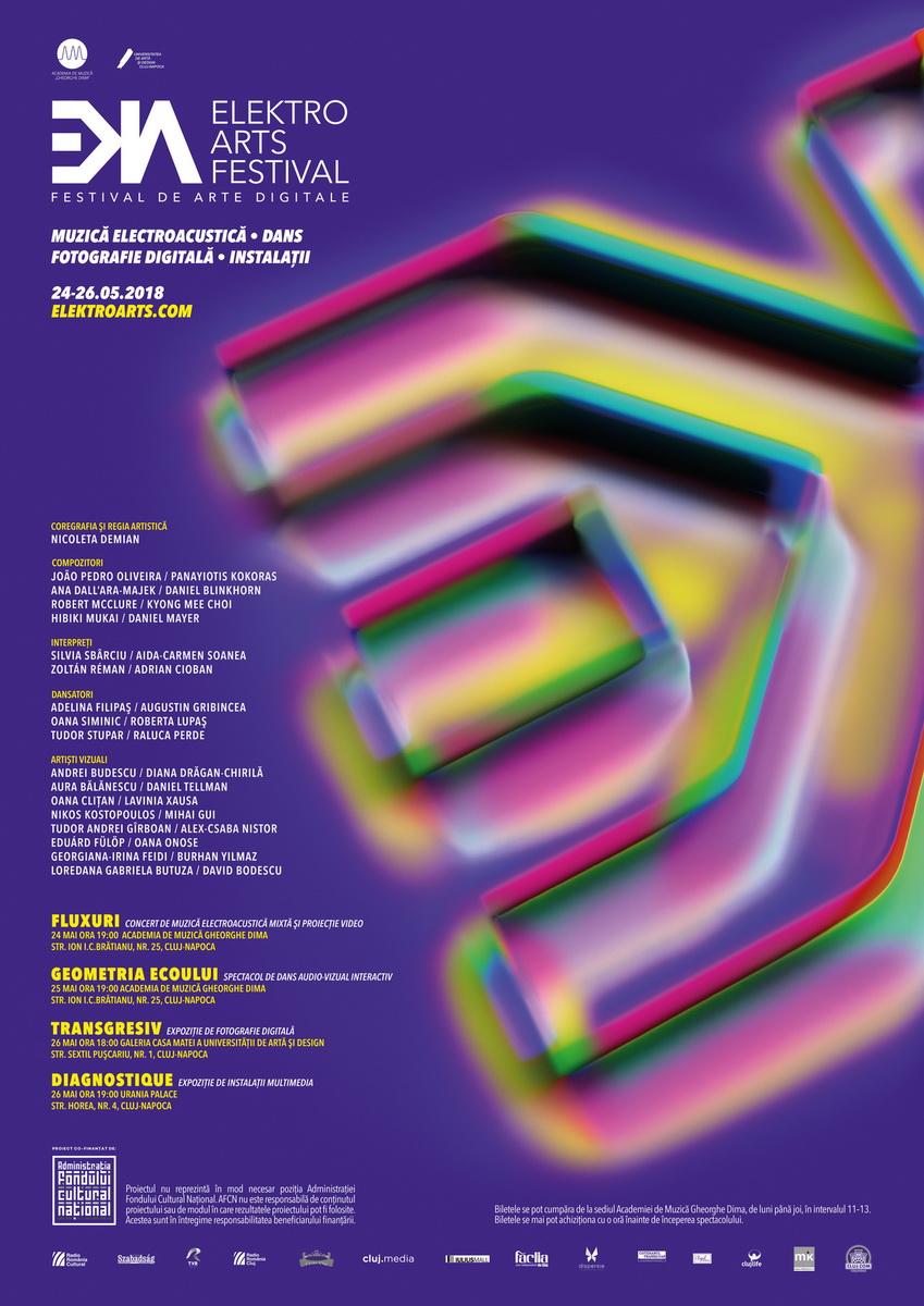 Festivalul Internaţional de Arte Digitale Elektro Arts