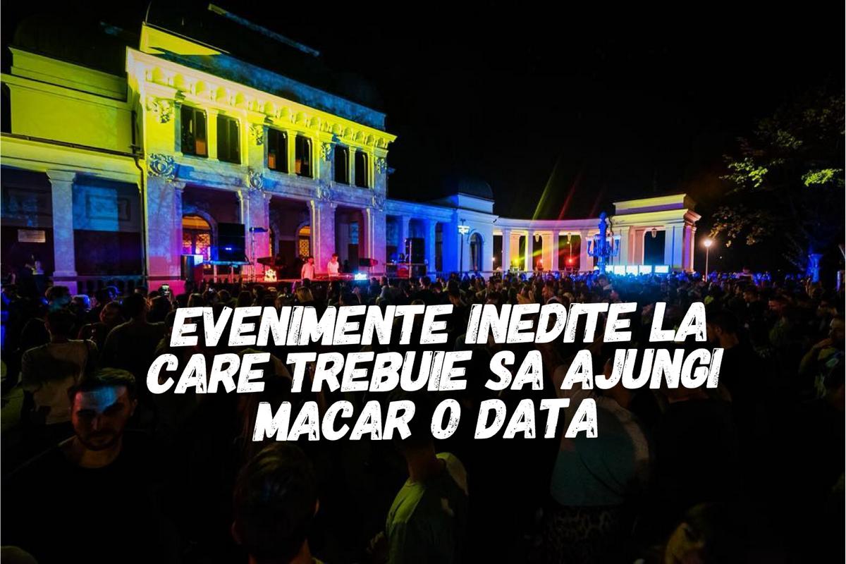5 evenimente inedite din Cluj la care trebuie să ajungi cel puțin o dată