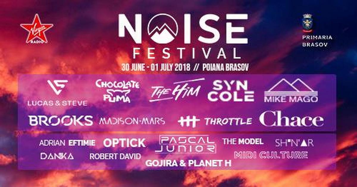 NOISE Festival 2018