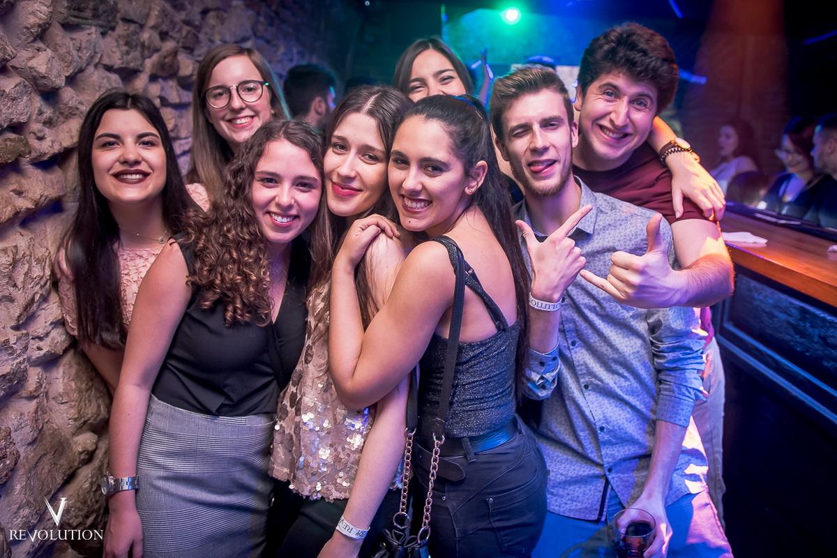 Poze: Latino Night – Vamos a la Fiesta @ Revolution Club