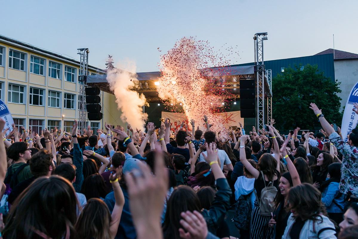 Ghibstock 9 – Cel mai #BLANĂ festival din curtea școlii adună 4 scene și 30 de artiști