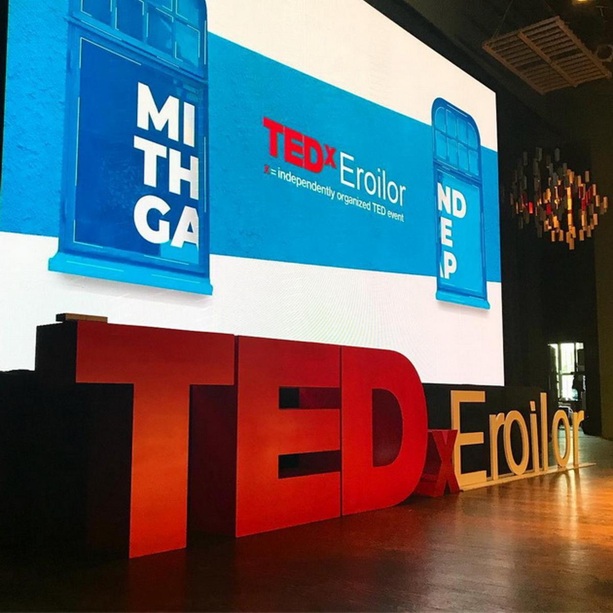 Cum a fost la TedxEroilor 2018