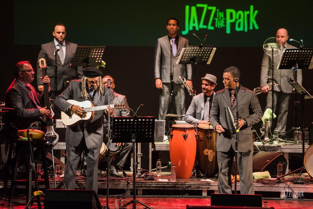 Cum a fost la Gala de deschidere Jazz in the Park
