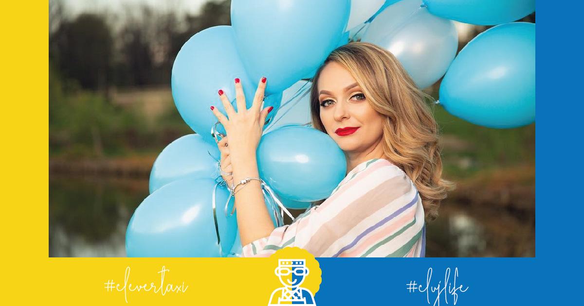 Sabina Lelcu a câștigat campania #JurnalDeFestivalier
