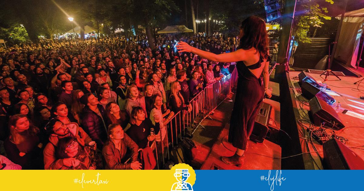 Noul val la Jazz in the Park | #JurnalDeFestivalier