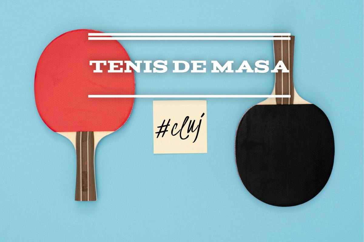 Unde poți juca tenis de masă în Cluj