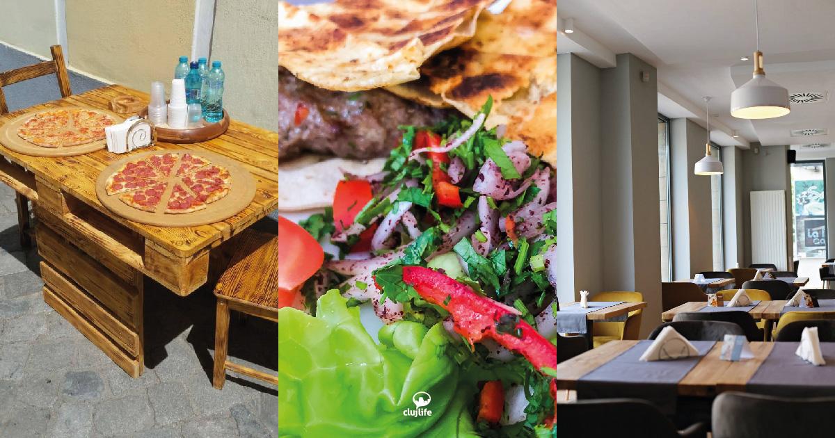 3 localuri recent deschise în Cluj: Semplice Gourmet , Via Verde și Marhaba
