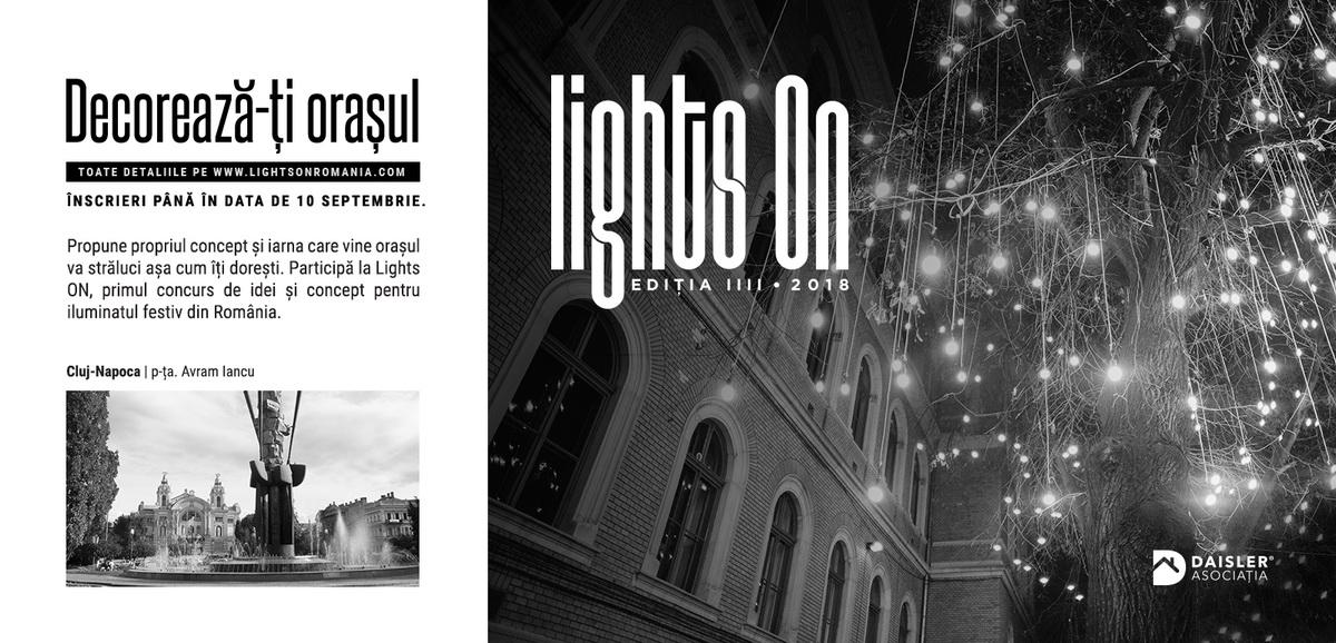 Lights ON 2018 se lansează