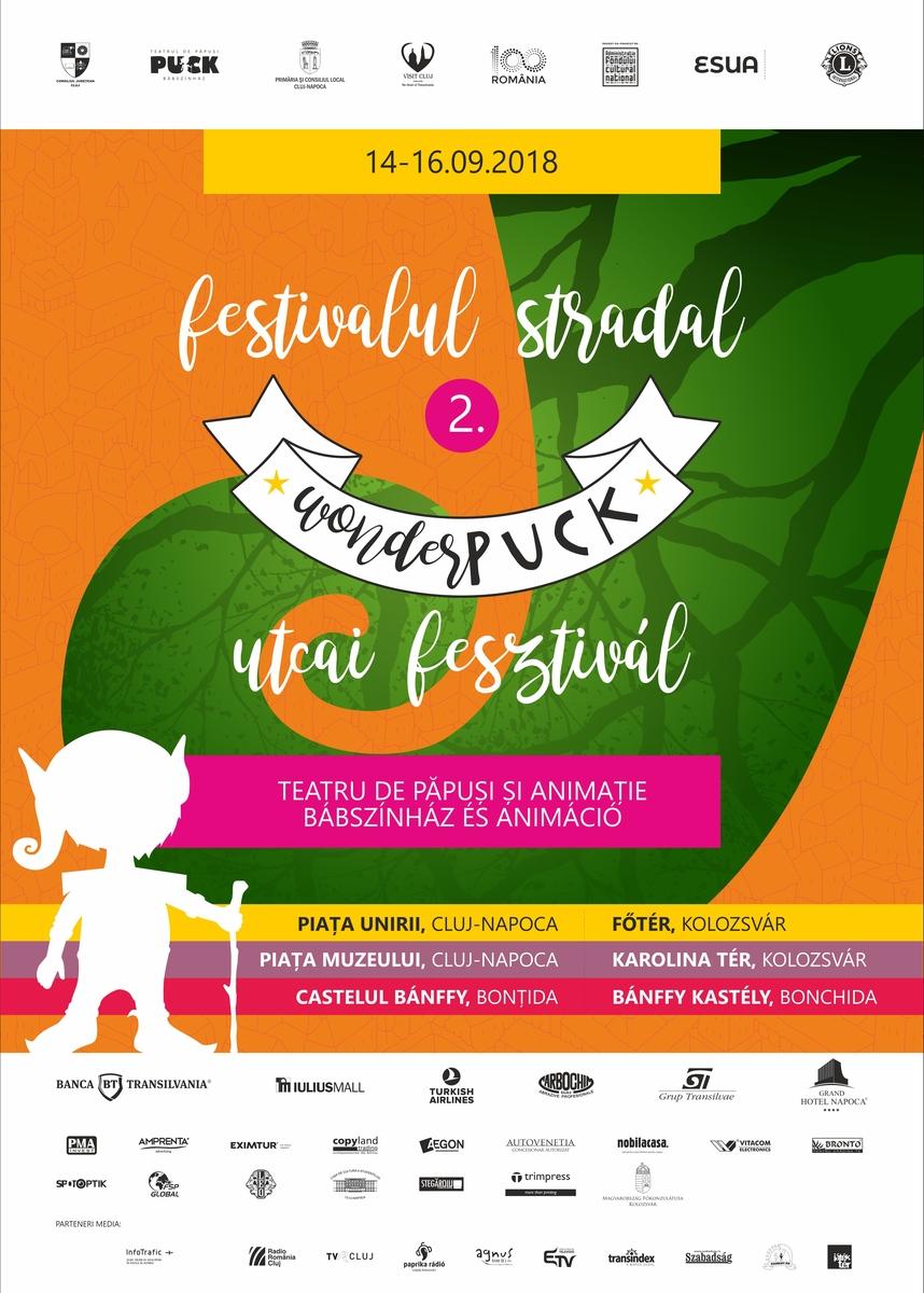 Mai sunt câteva săptămâni până la cea de-a doua ediție a festivalului Stradal WonderPuck