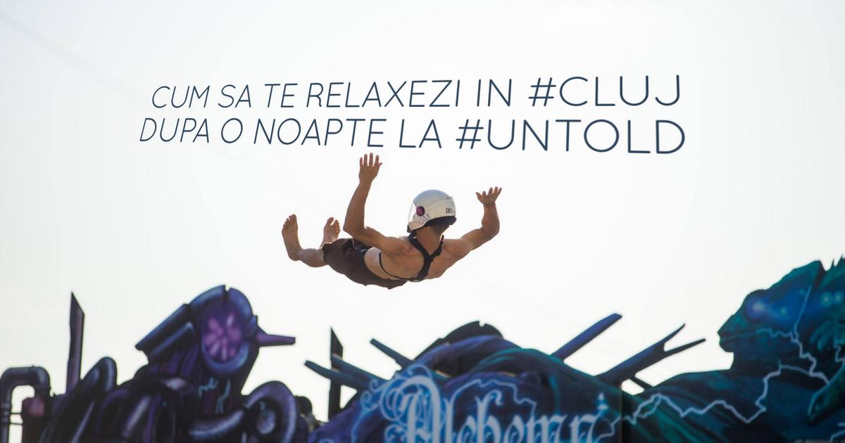 Cum să te relaxezi în Cluj după o noapte de distracție la Untold