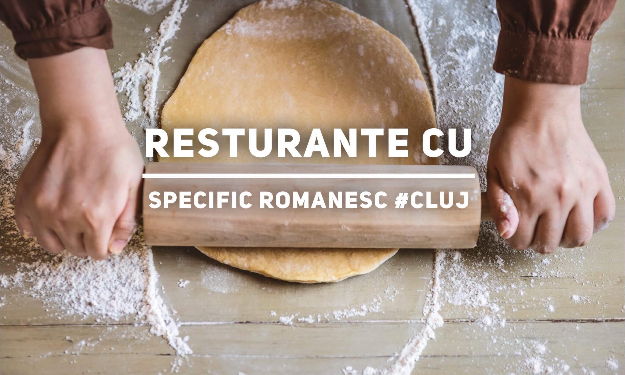 5 restaurante cu specific românesc din Cluj