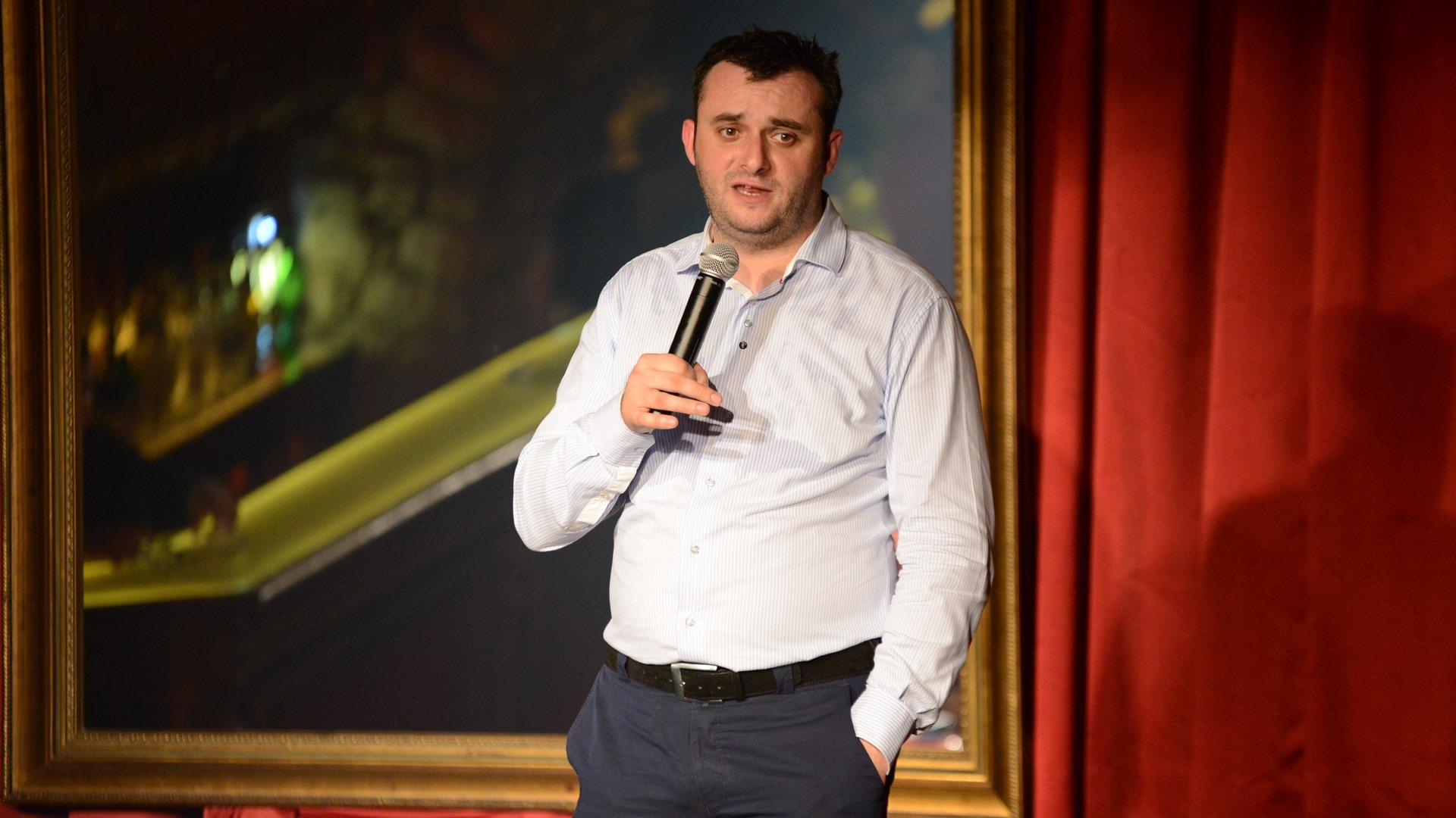 Stand-up comedy cu Nicu Bendea @ Teatru de Club