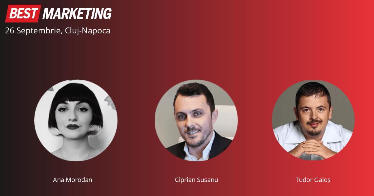 Ultimele zile de inscriere la evenimentul Best Marketing Cluj