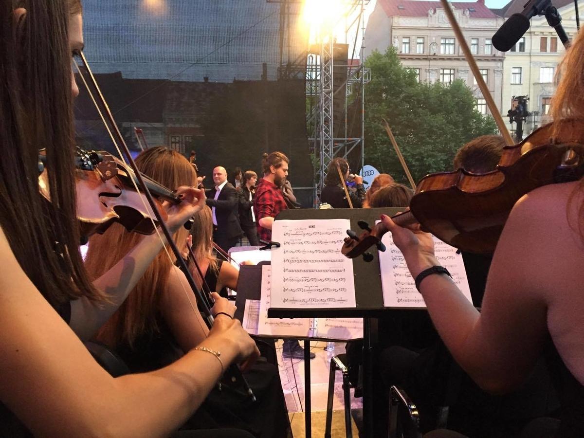 VR Symphony și flashmob-uri, între experiențele inedite de la  Cluj Symphony Experience