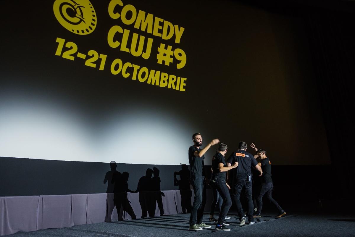 Peste 60 de filme din peste 25 de țări la Comedy Cluj #9