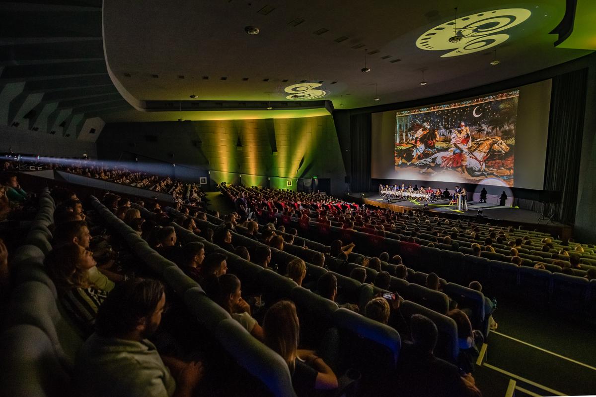 Timp de 10 zile, Comedy Cluj a adus peste 10.000 de zâmbete pe fețele clujenilor