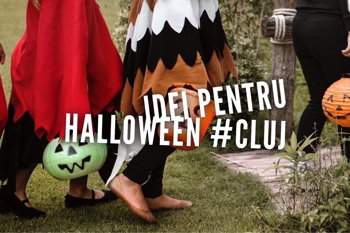 Ce să faci Halloween-ul acesta în #Cluj