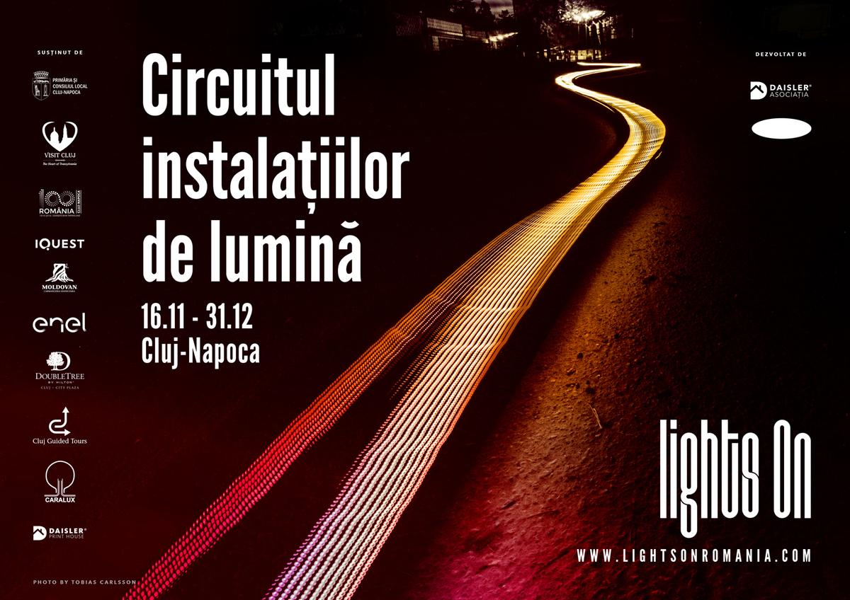 Lights ON – circuitul instalațiilor de lumină