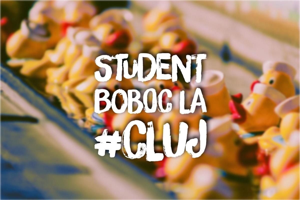 10 lucruri pe care să le faci toamna aceasta ca student boboc în Cluj