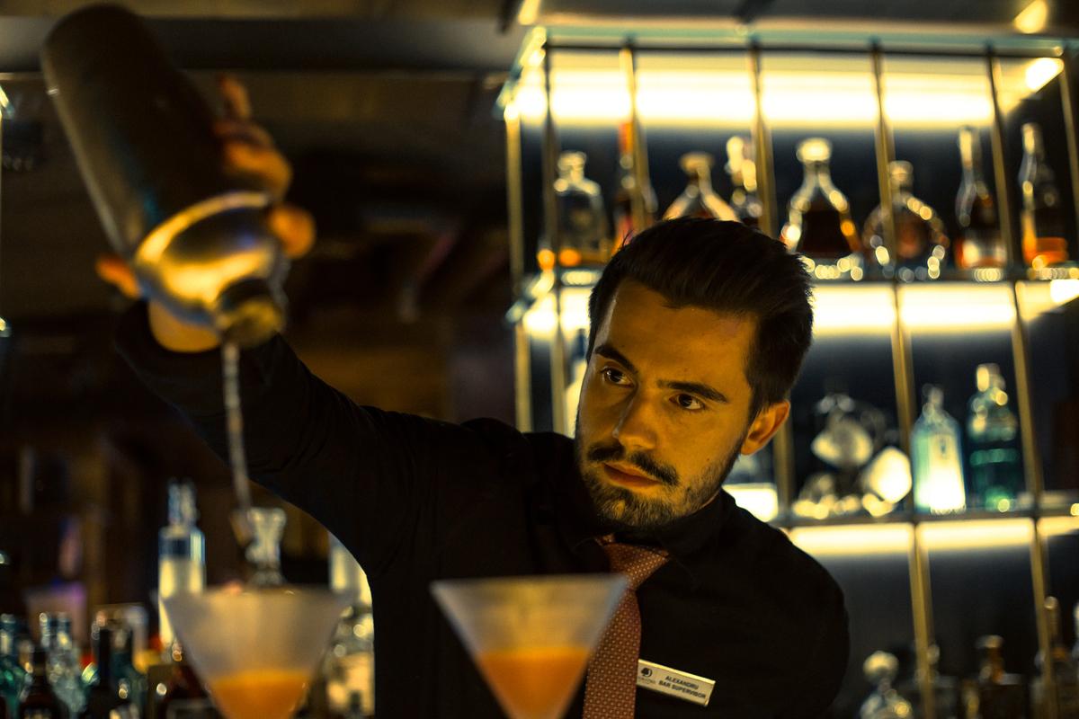 Interviu cu Alex, bar manager Syndicate Bar