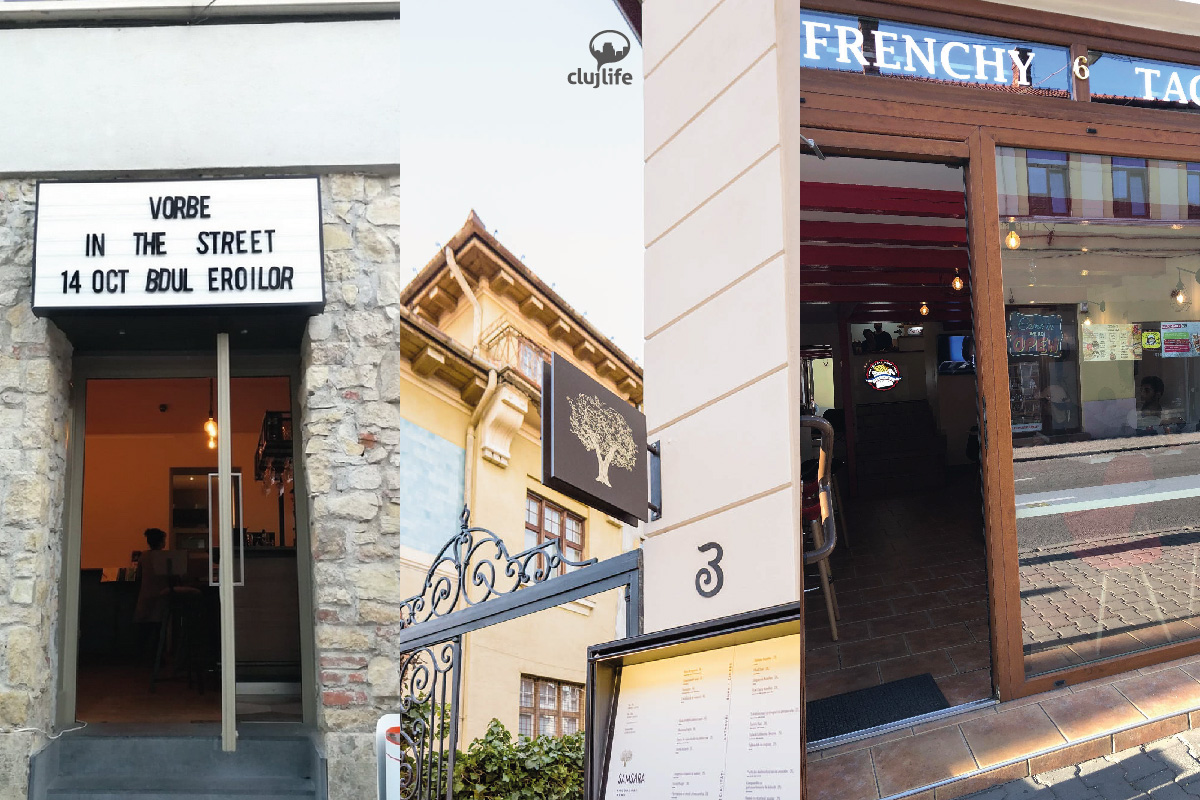 3 localuri recent deschise în Cluj: Vorbe, Samsara Foodhouse și Frenchy Tacos