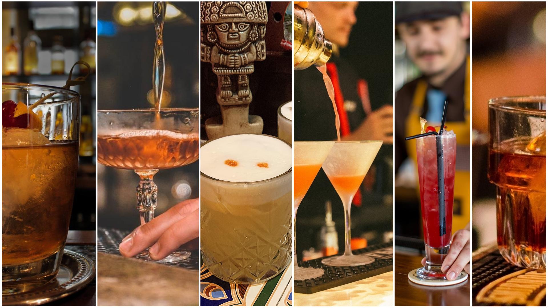 6 baruri din Cluj unde poți încerca cele mai bune cocktailuri clasice