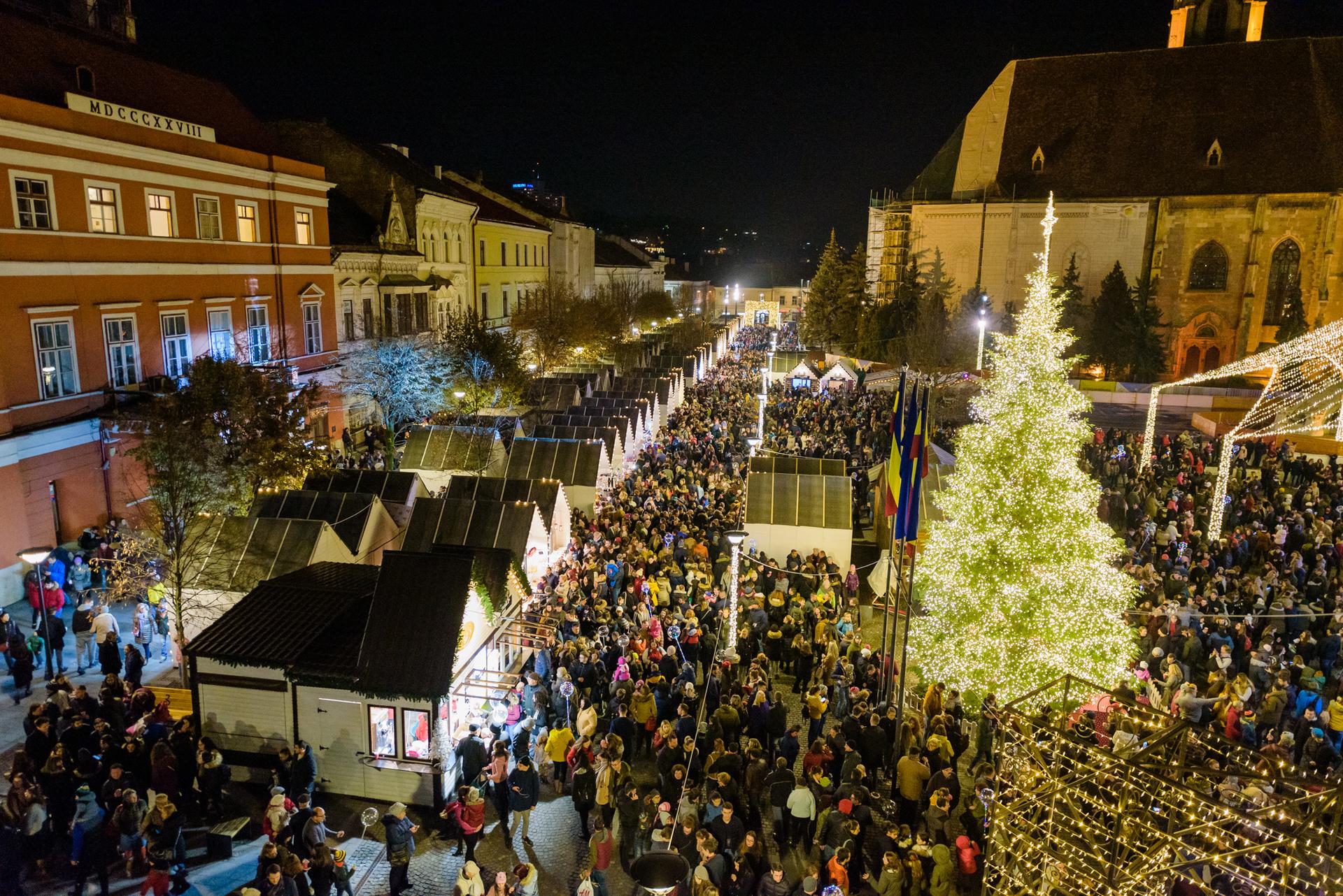 5 căsuțe de la Târgul de Crăciun, 5 povești – cum a fost ultima lună în piață