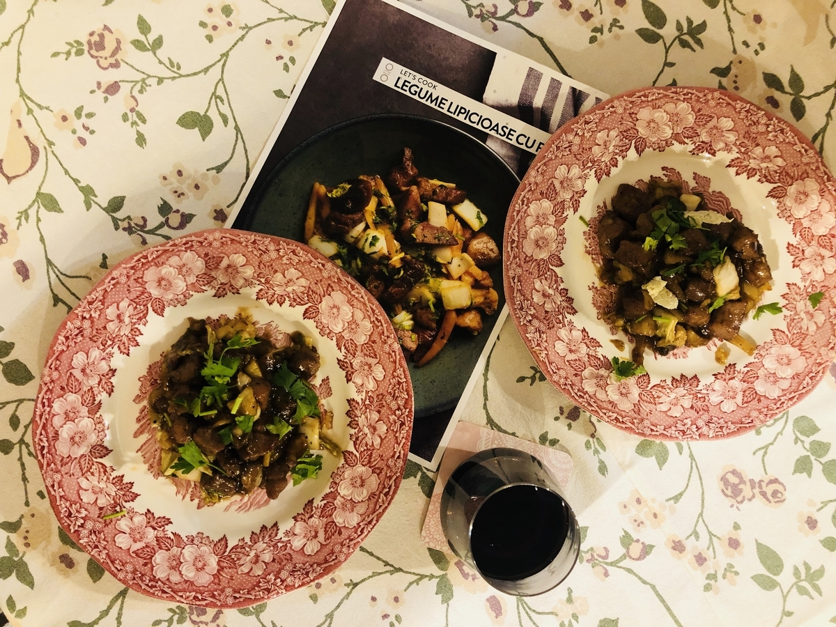 Am testat Cooked By Me, primul Meal Kit delivery service din Cluj-Napoca