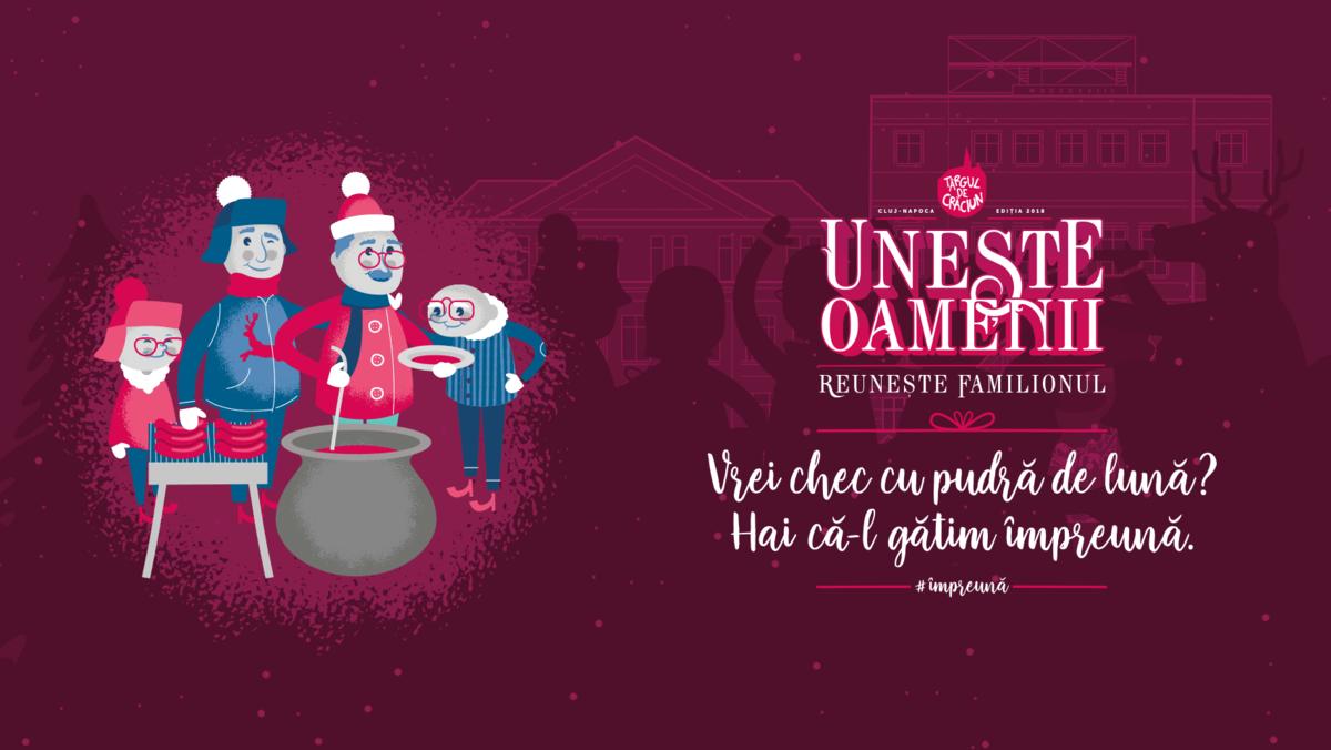 Începe Săptămâna Culinară la Târgul de Crăciun Cluj-Napoca!
