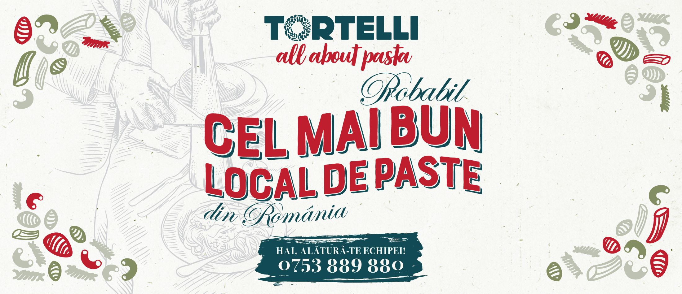 Tortelli Pasta Bar