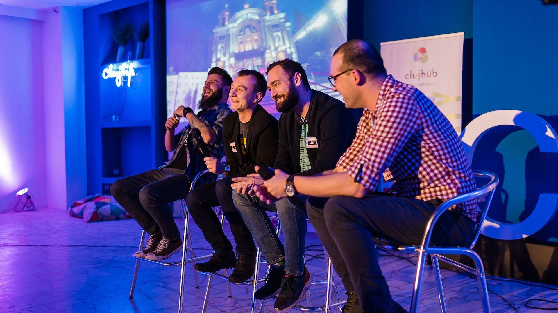 Poze: ClujLife Community Conference 2019