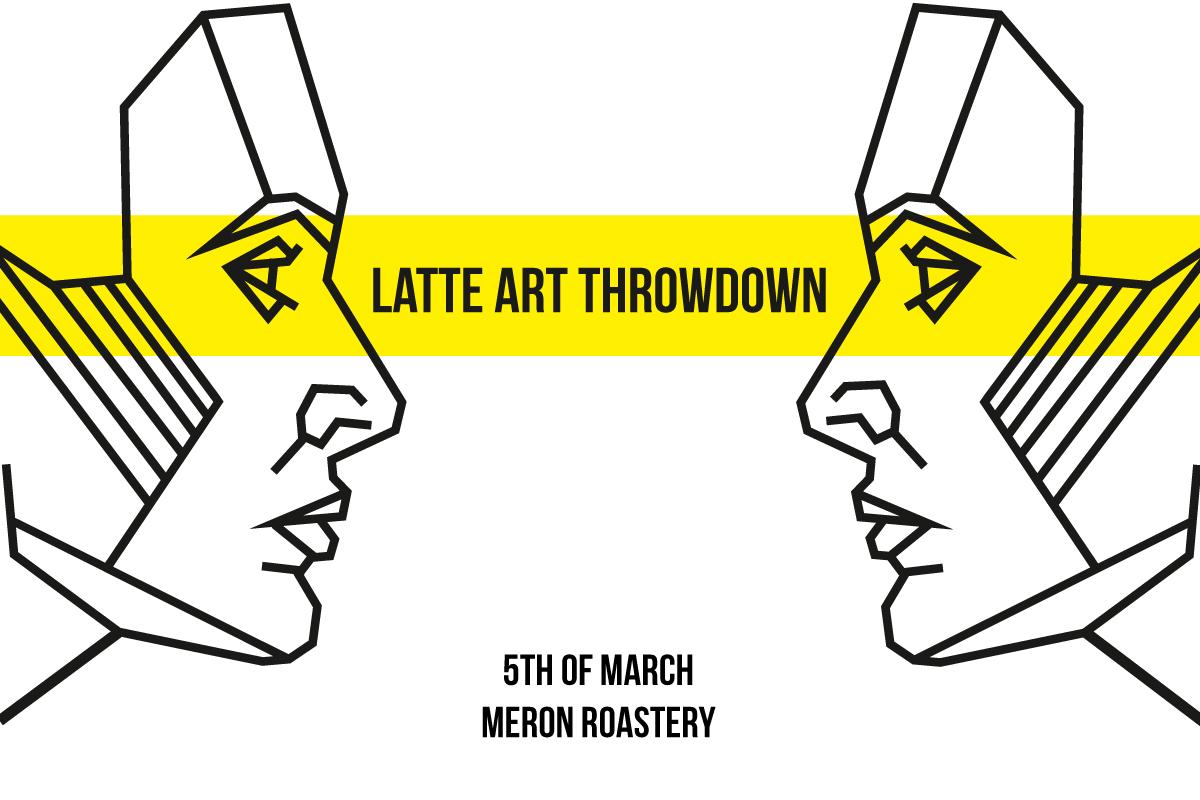 Latte Art Throwdown @ Meron Roastery