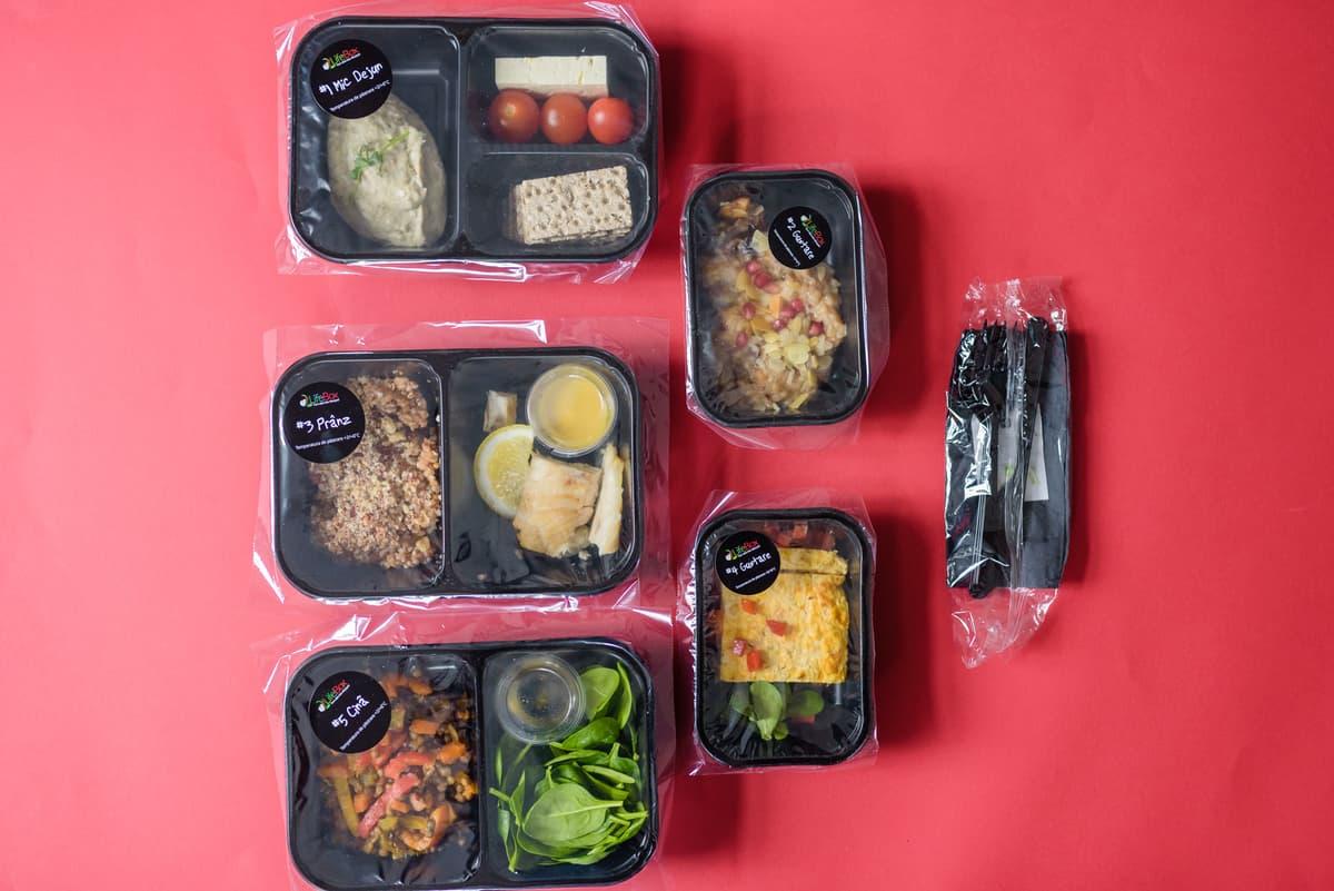 La ce concluzii am ajuns după ce am testat serviciul de food-delivery LifeBox timp de o săptămână