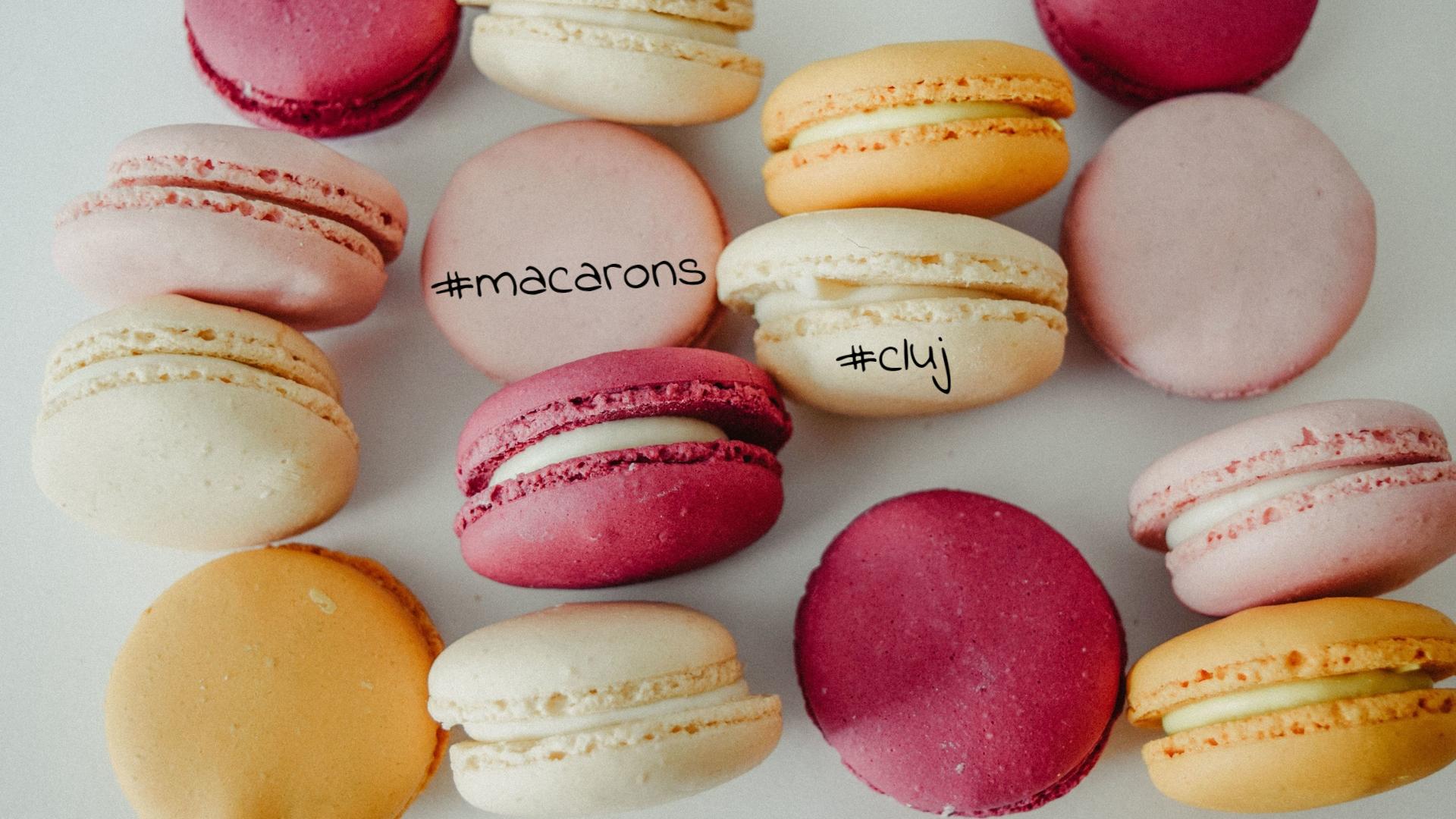 Unde găsești cele mai bune macarons în Cluj?