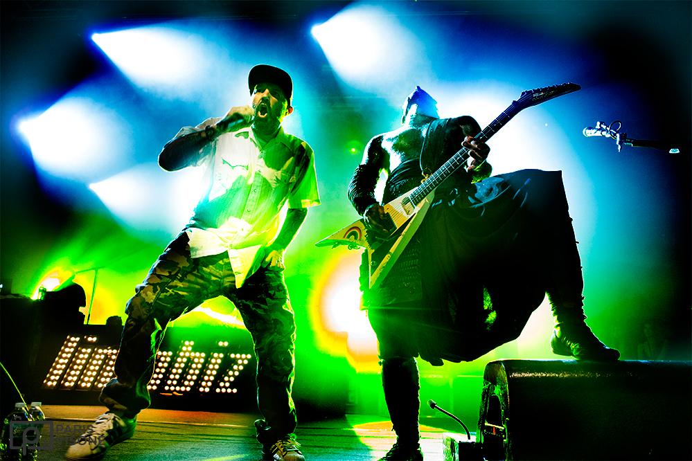 Legendara trupă NU Metal Limp Bizkit va concerta la Electric Castle 2019!