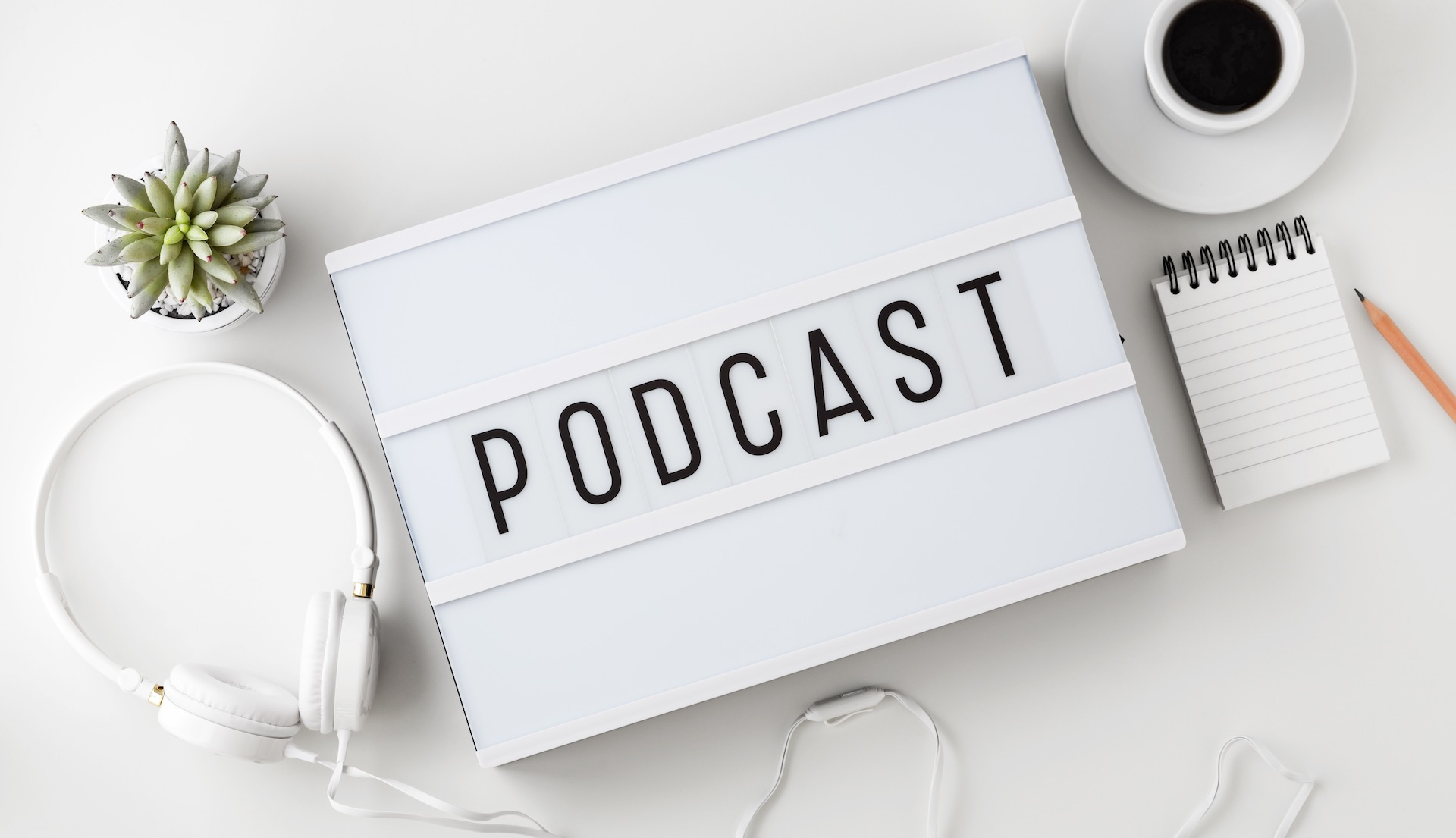 Podcasts: When in doubt, just press play