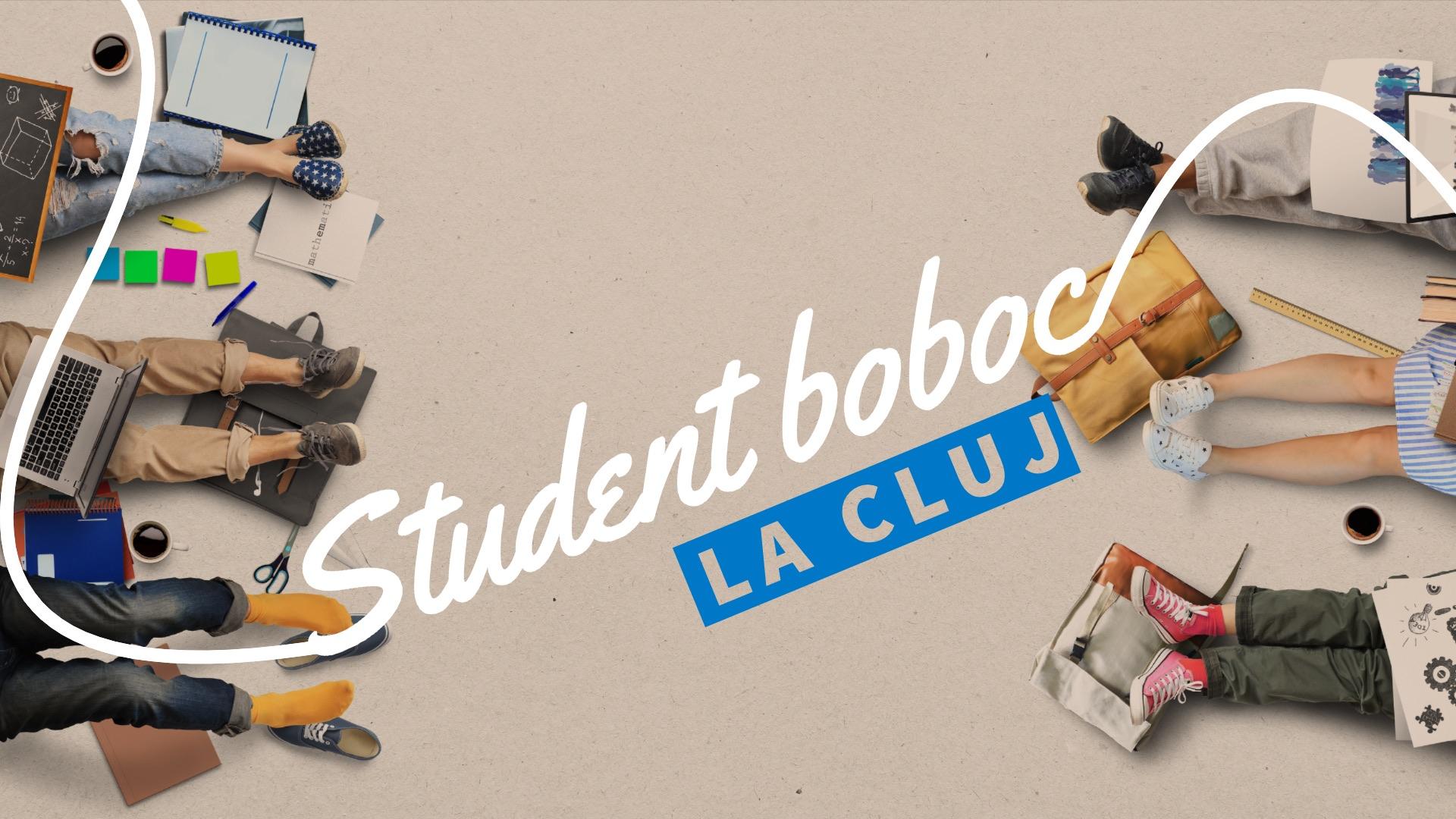 Student boboc – Review à la Cluj