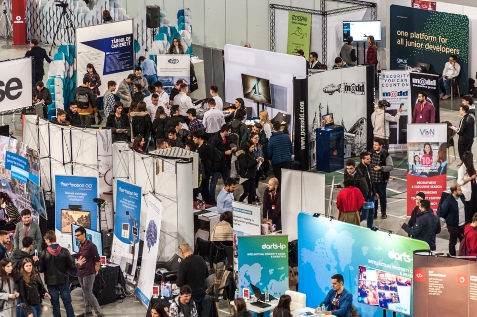 Cel mai important eveniment de recrutare din industria IT are loc în martie la Cluj