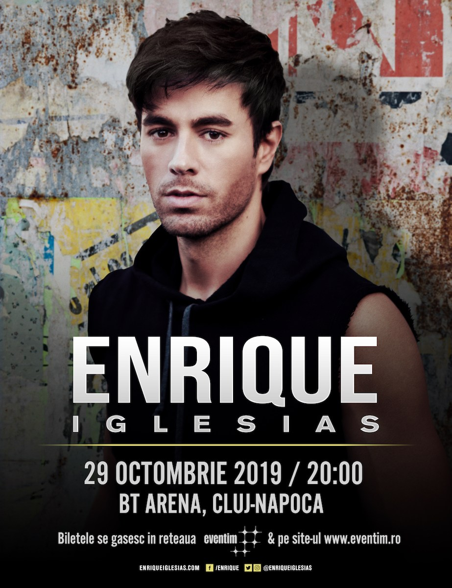Enrique Iglesias @ BT Arena