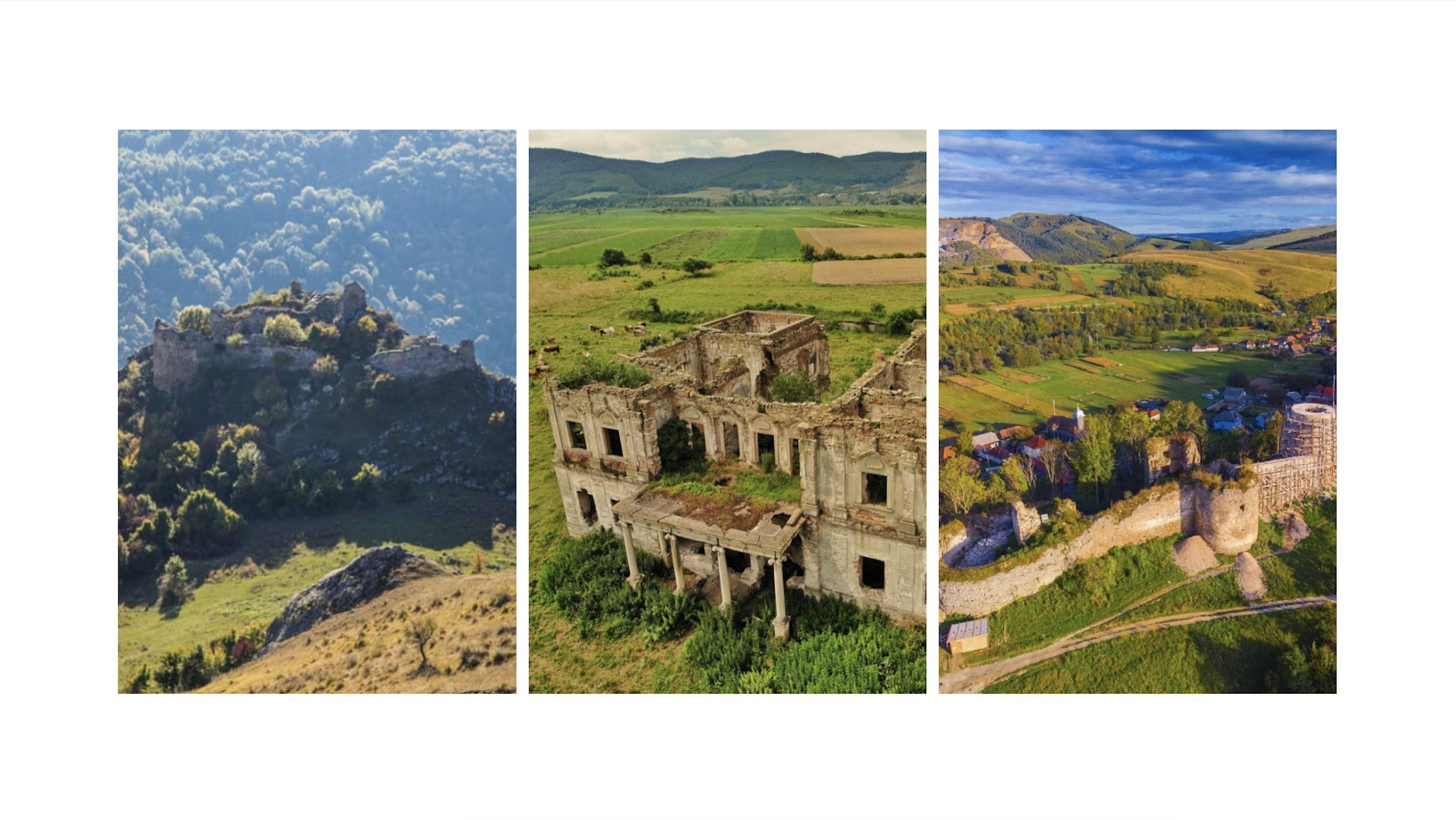 Traseu de weekend aproape de Cluj: Castele, cetăți și muzee