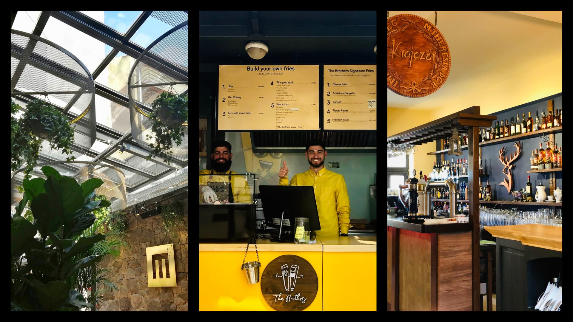3 localuri recent deschise în Cluj: Marty Muzeului, The Brothers și Klausen Pubhouse