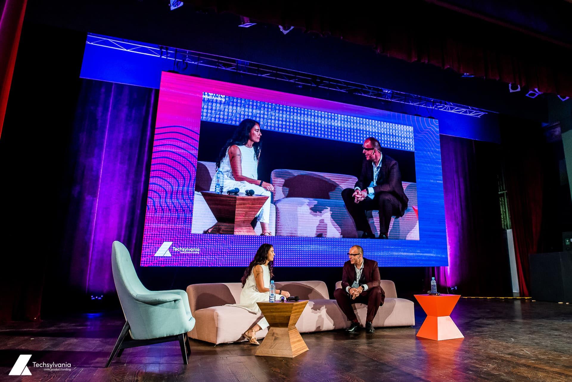 Techsylvania aduce în premieră în România oameni-cheie din companii precum Nike, BBC, Go-Jek și Softbank Vision Fund