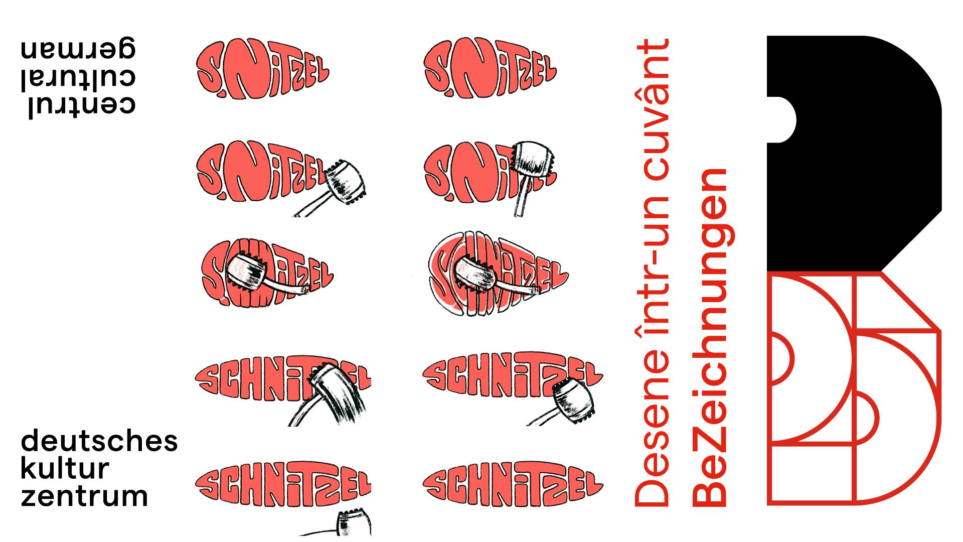 Comics-Launch Desene într-un cuvânt BeZeichnungen
