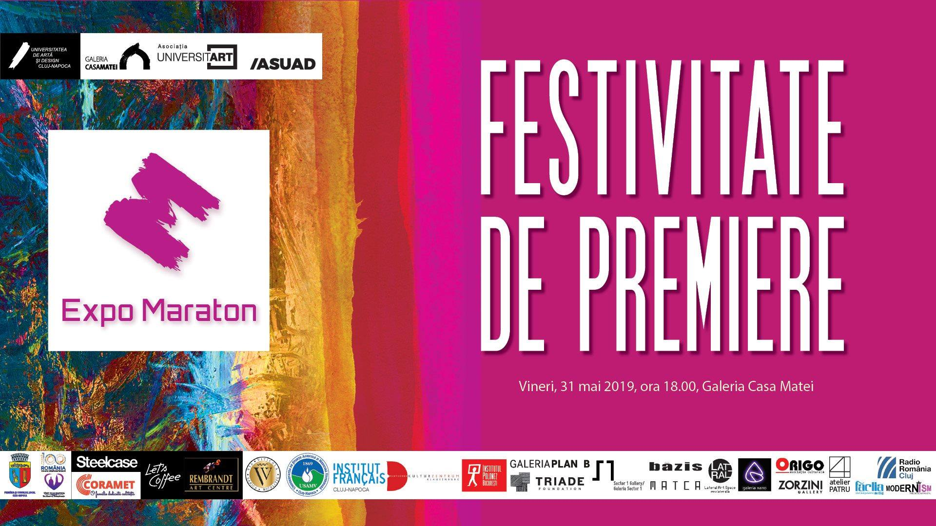 ExpoMaraton #final Festivitatea de premiere 2019