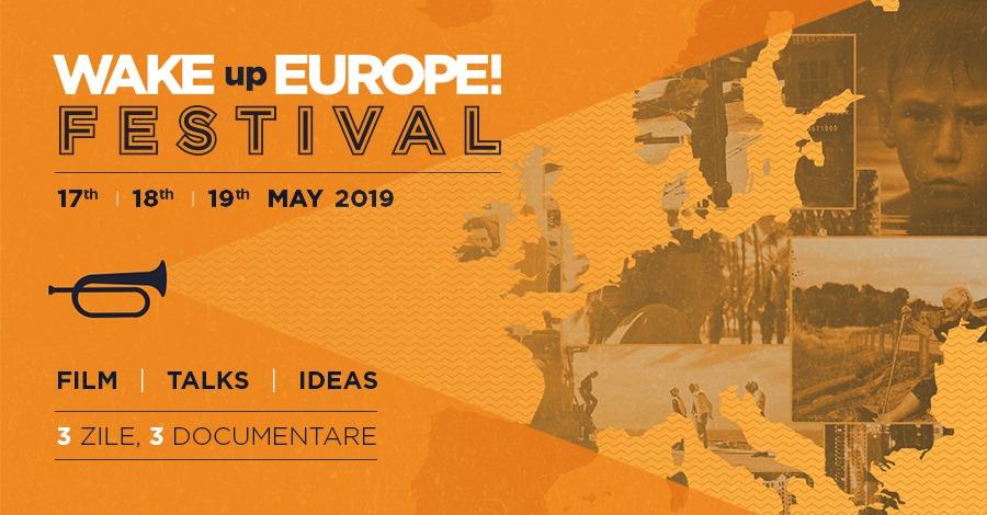 Festival Wake Up Europe